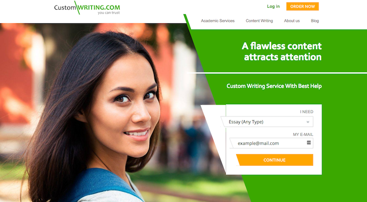 com reviews on the best essay services page  customwriting com review best service for college students