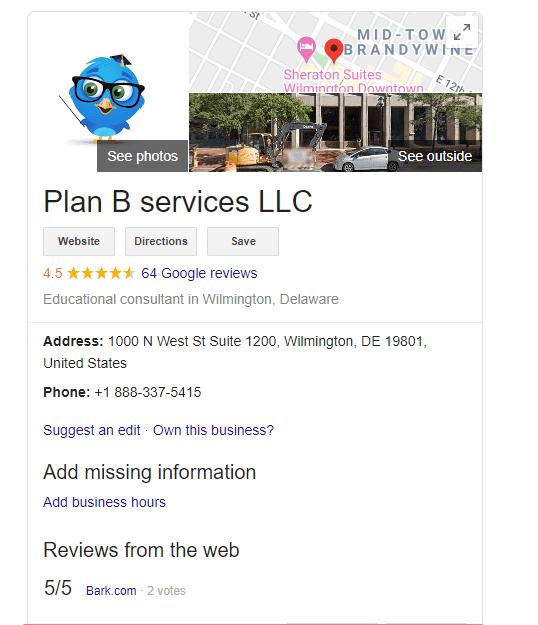 edubirdie review google